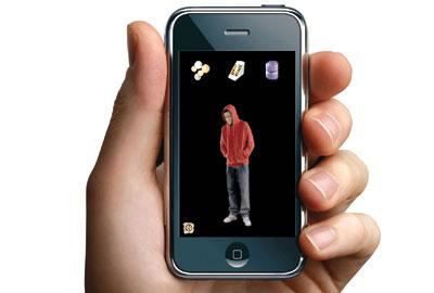Depaul UK's iHobo app