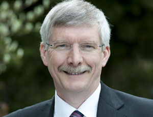 Mike Clarke, chief executive, the RSPB