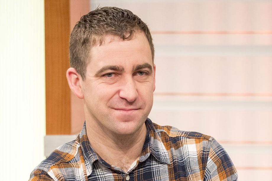 Brendan Cox (photograph: Shutterstock)