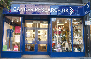 While stocks last: CRUK said it should be easier for people to donate items