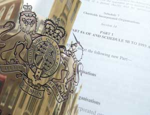 Cabinet Office: home of the Office of the Third Sector's CIO consultation