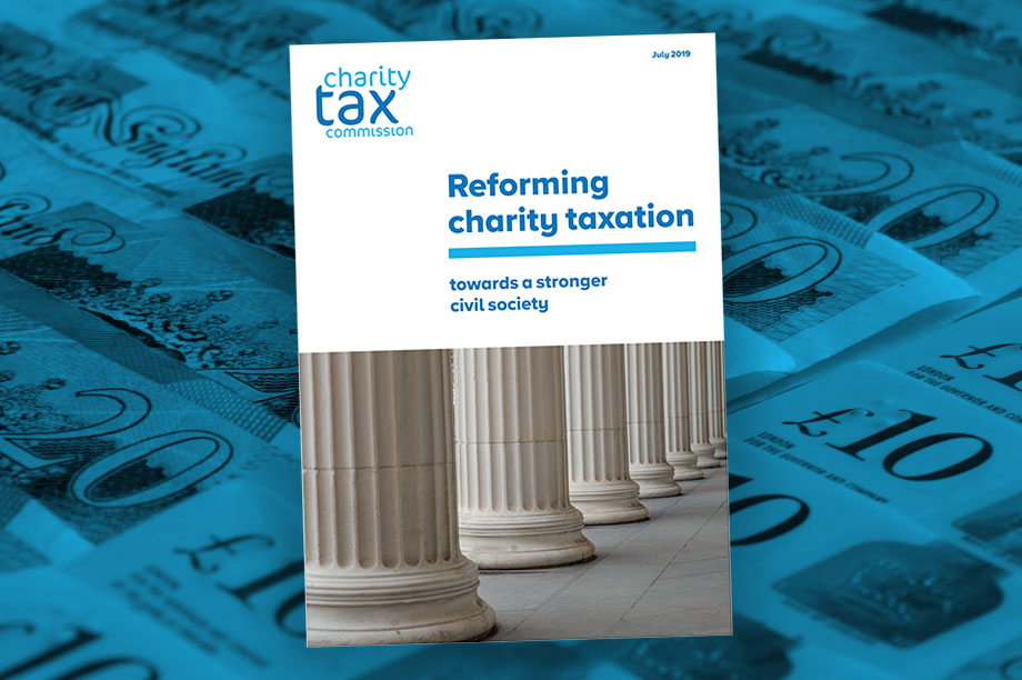 The Charity Tax Commission report