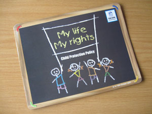 A child protection policy