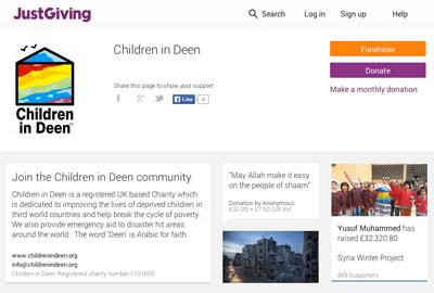 Children in Deen