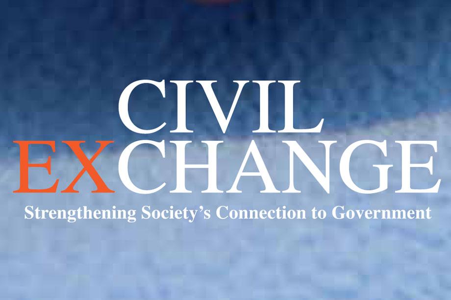 The Civil Exchange report