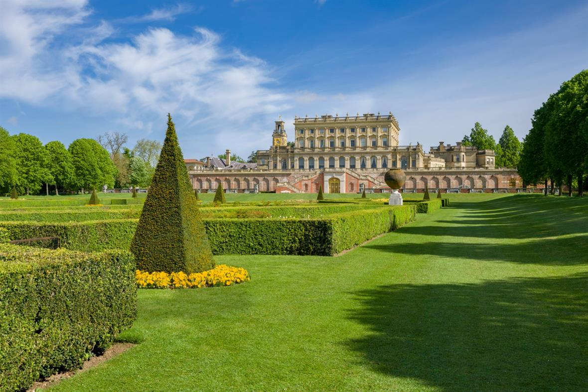Cliveden in Buckinghamshire, which will reopen its outside space (Photograph: Andrew Butler/National Trust)