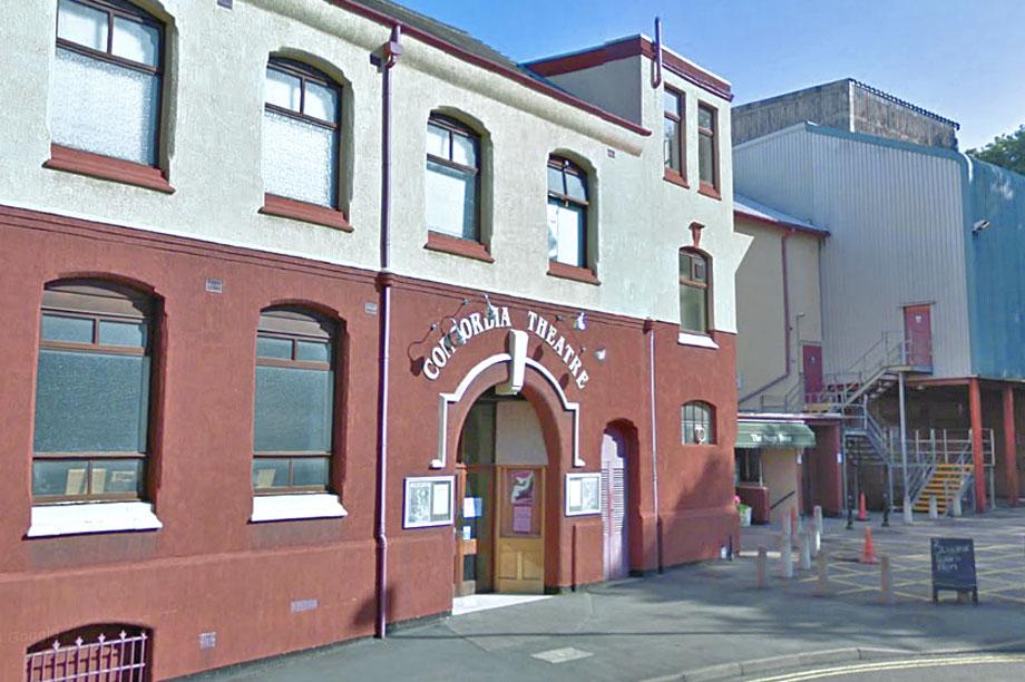 Concordia Theatre in Hinckley, Leicestershire