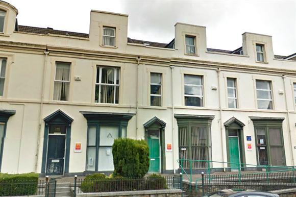 Former offices of Cyrenians Cymru