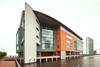 Charity Commission's Liverpool office