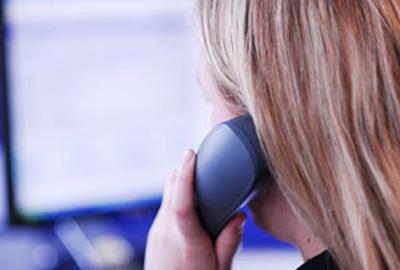 Telephone fundraising