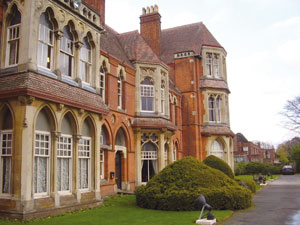 Highbury Hall in Birmingham: Birmingham City Council is sole trustee
