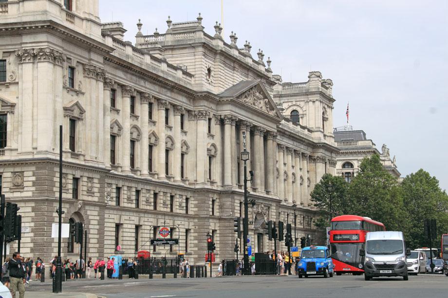 DCMS in London