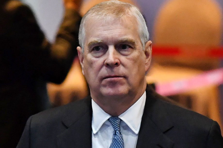 Prince Andrew (Lillian Suwanrumpha/AFP via Getty Image)