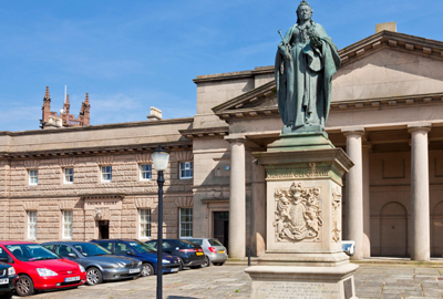 Chester Crown Court