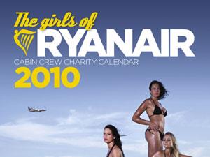 Va va voom: the Ryanair calendar