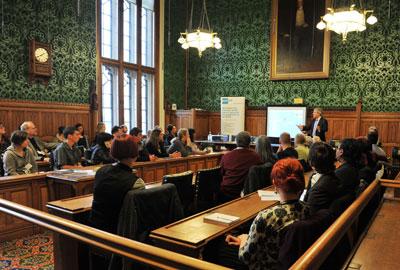 Select committee meeting room