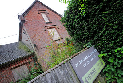 Proposals for a school in Dunsfold, Surrey has divided the community