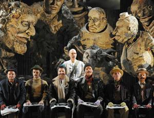 English National Opera: has increased individual giving