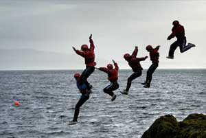 Taking the plunge: the PASC heard evidence from youth services provider Fairbridge