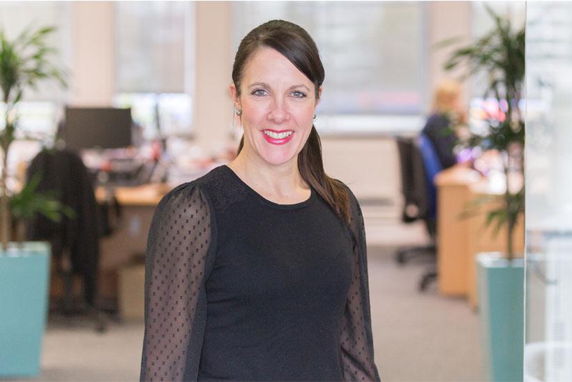 Faye Marshall, deputy CEO, Harris Hill