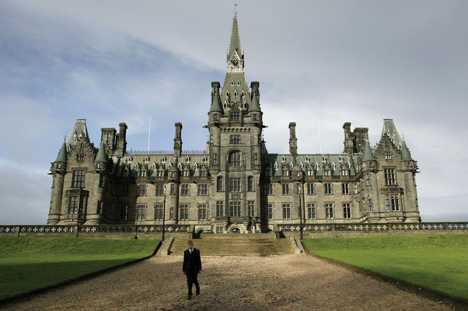 Fettes College, Edinburgh: one of the schools represented by the Independent Schools Council