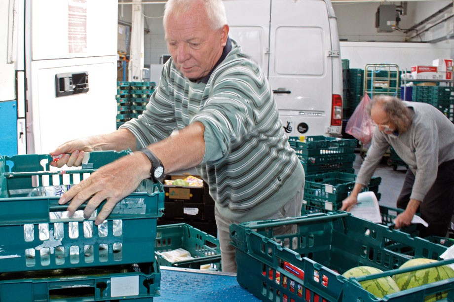 Food banks will benefit from Morrisons decision