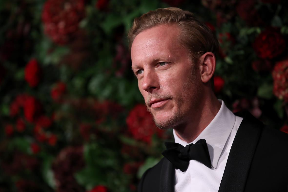 Laurence Fox (Photograph: Mike Marsland/WireImage)