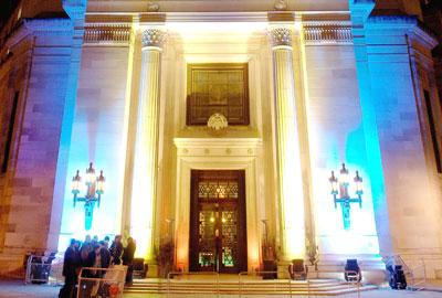 Freemasons' Hall, London