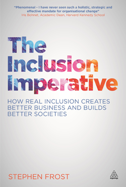 The Inclusion Imperative by Stephen Frost