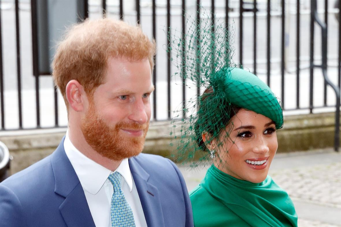 The Duke and Duchess of Sussex (Photograph: Max Mumby/Indigo/Getty Images)