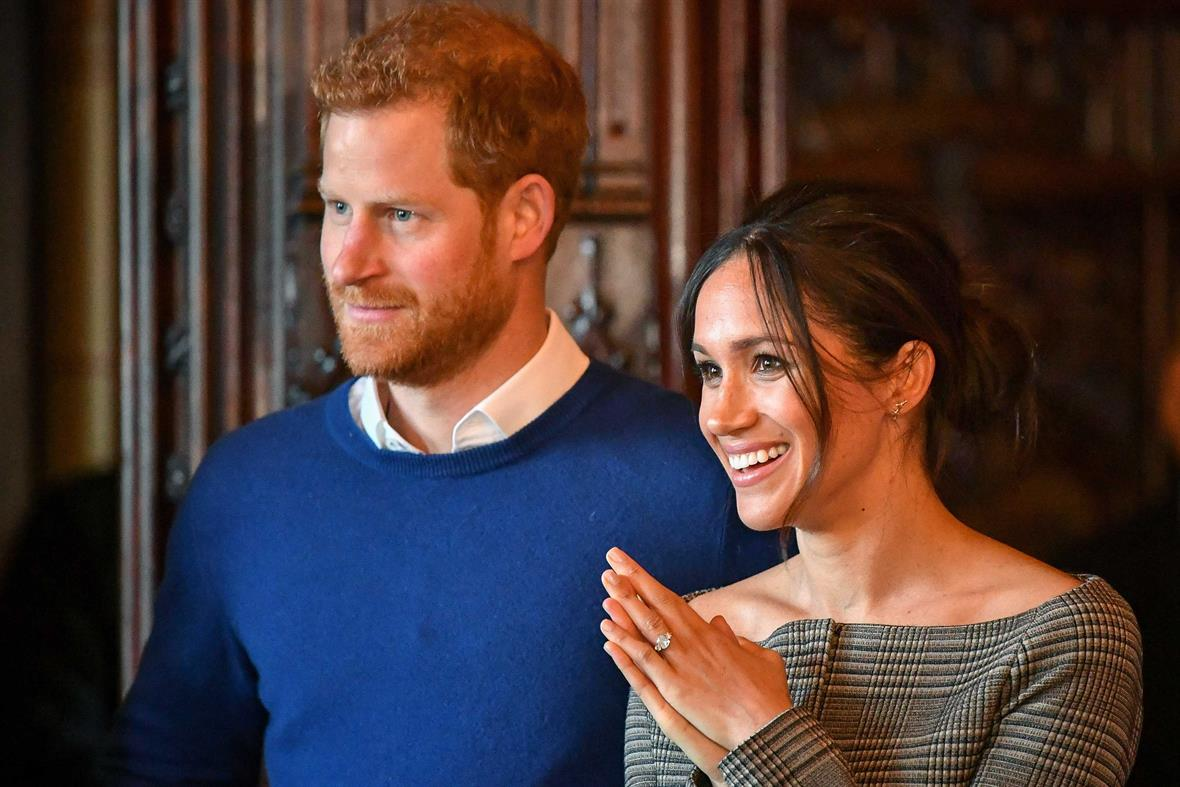 The Duke and Duchess of Sussex (Photograph: Ben Birchall/WPA Pool/Getty Images)
