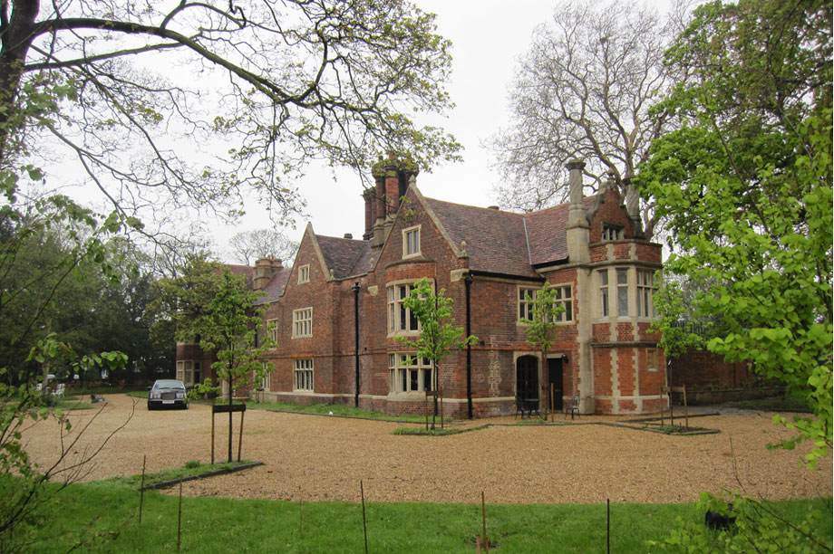 Goldington Hall: a property of the charity