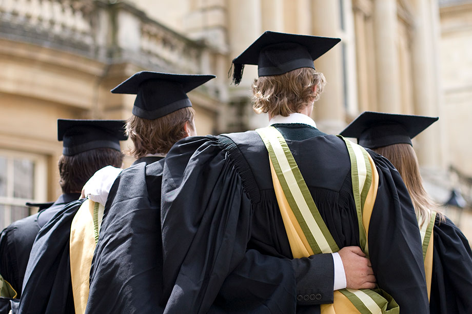 Are charities focusing too much on people with degrees? (Photograph: Mark Draisey Photography/Getty Images)