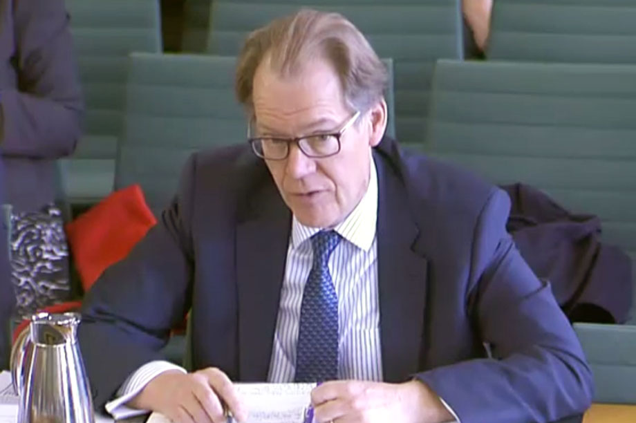 Christopher Graham, the Information Commissioner