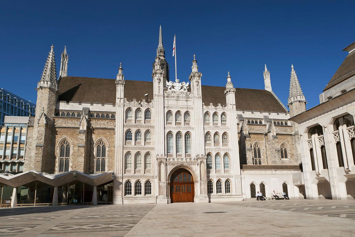 Guildhall: home of the City Bridge Trust