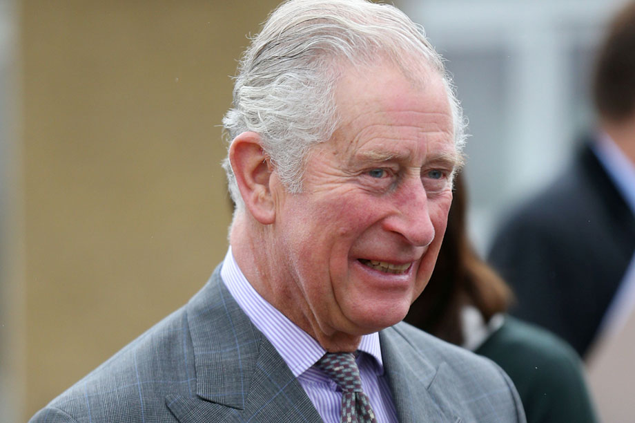 Prince Charles (Shutterstock)