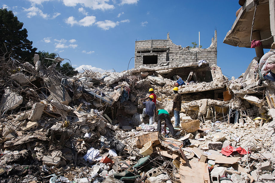 Haiti: source of the scandal that engulfed Oxfam
