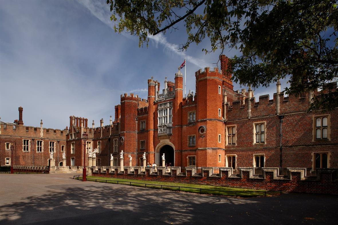 Hampton Court Palace (Photograph: Historic Royal Palaces)