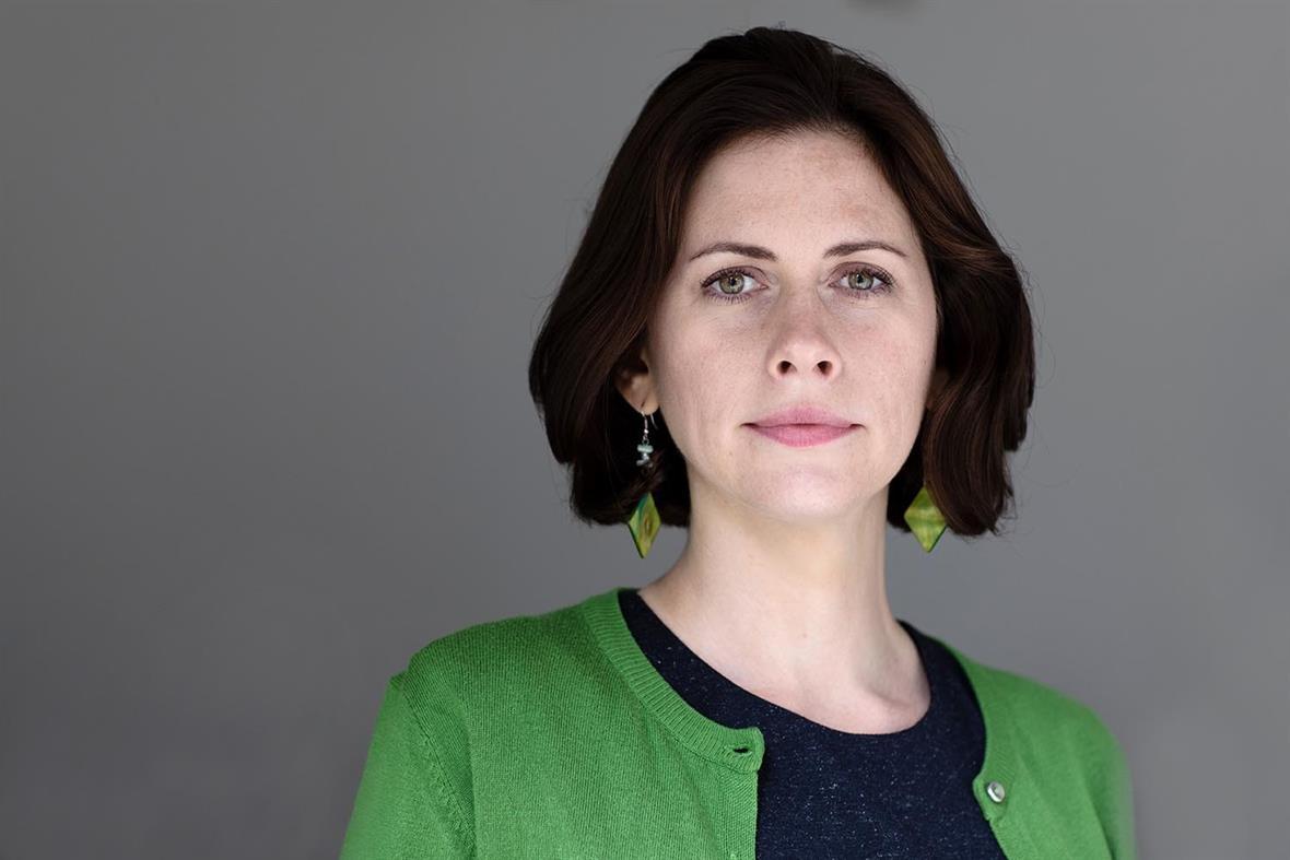 Helen Evans (Photograph: Teri Pengilley)