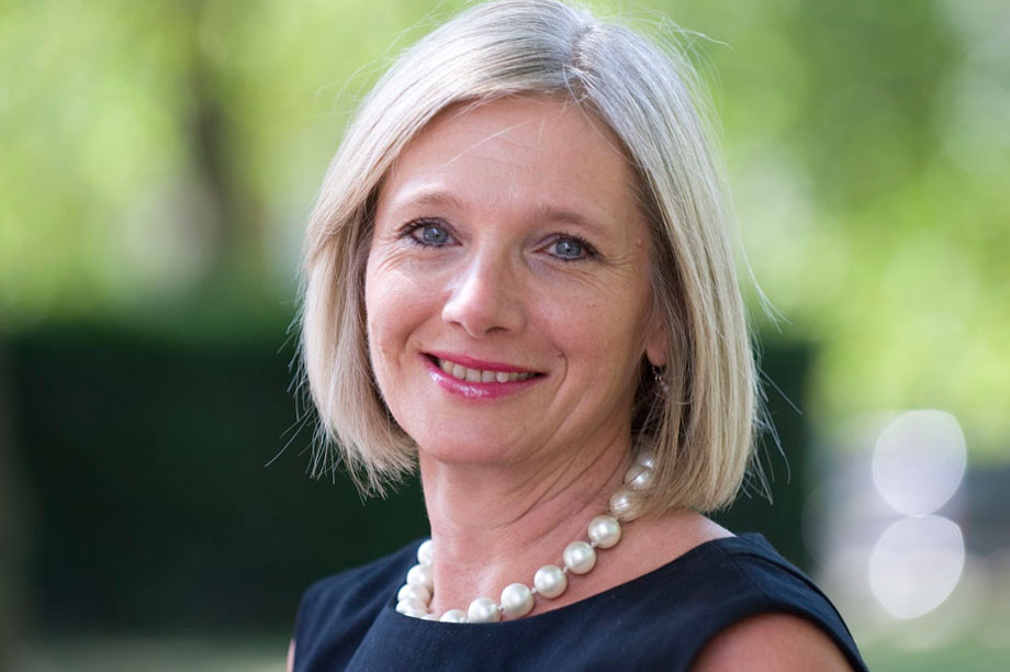 Helen Stephenson, chief executive of the Charity Commission