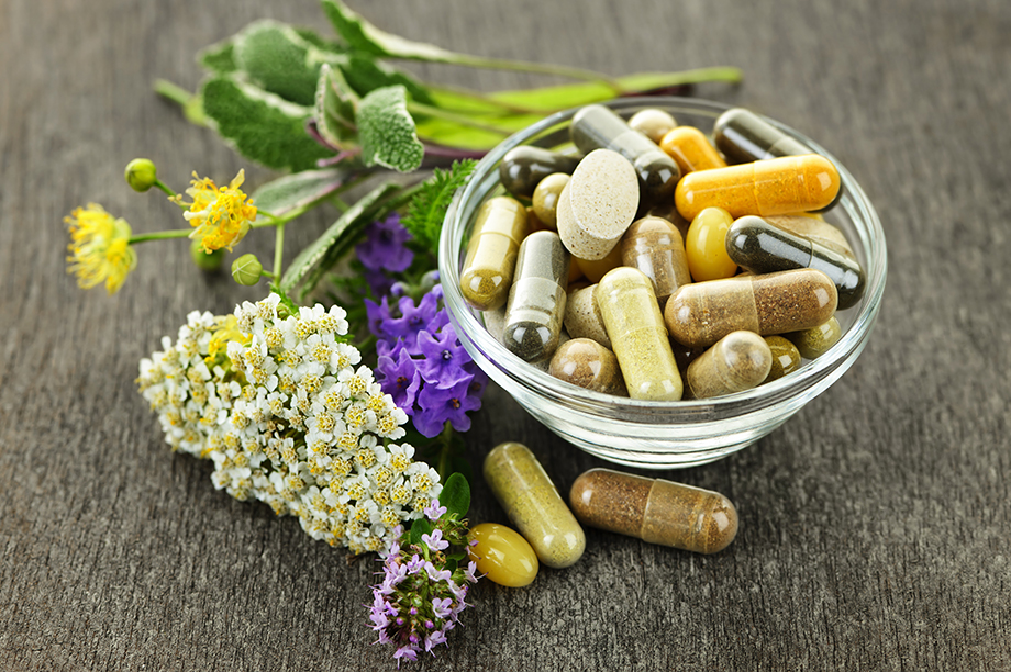 Herbal medicine (Photograph: Getty Images)