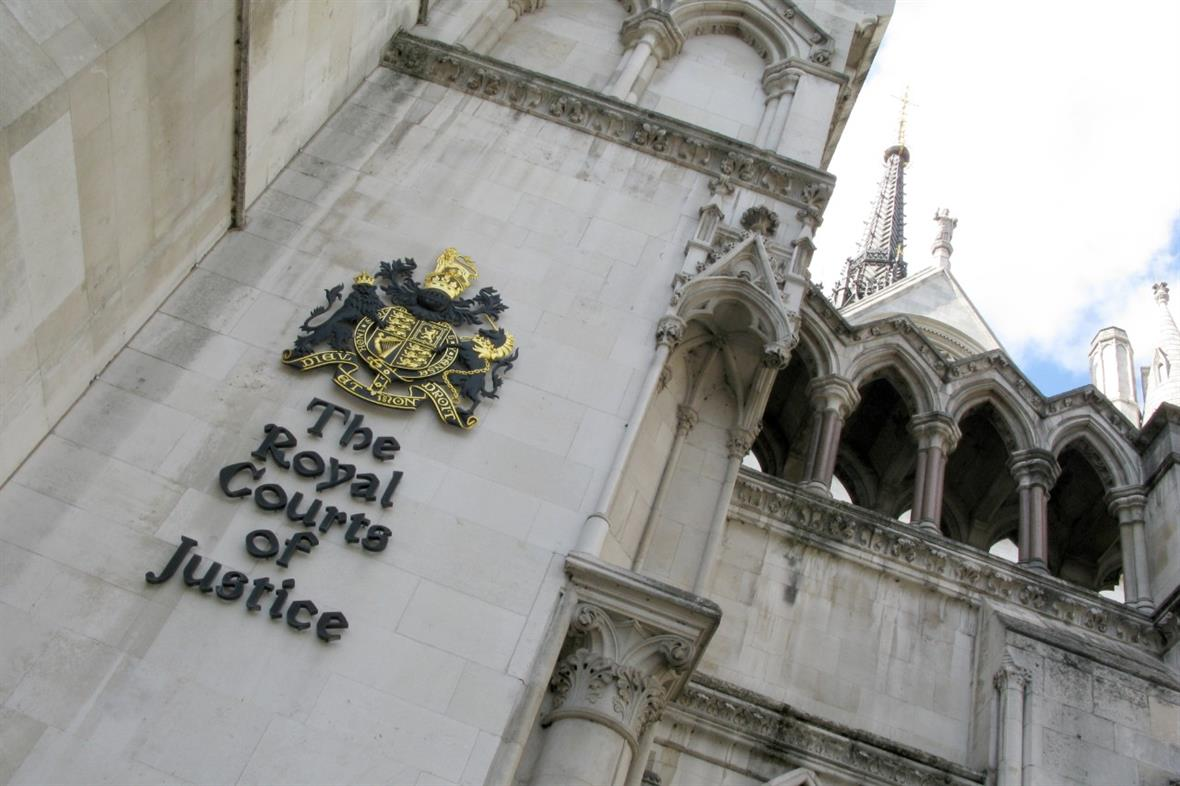 High Court: where the Wrights were ruled in contempt