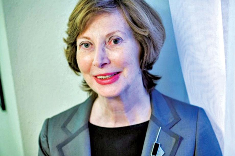 Baroness Hollis of Heigham
