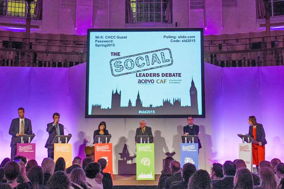 Social Leaders Debate