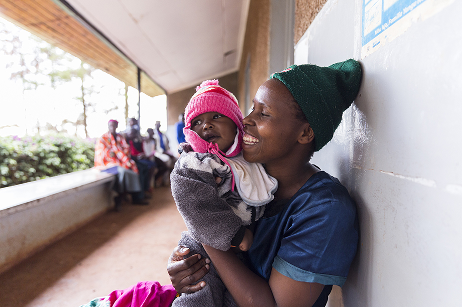 GSK's partnership with Save the Children