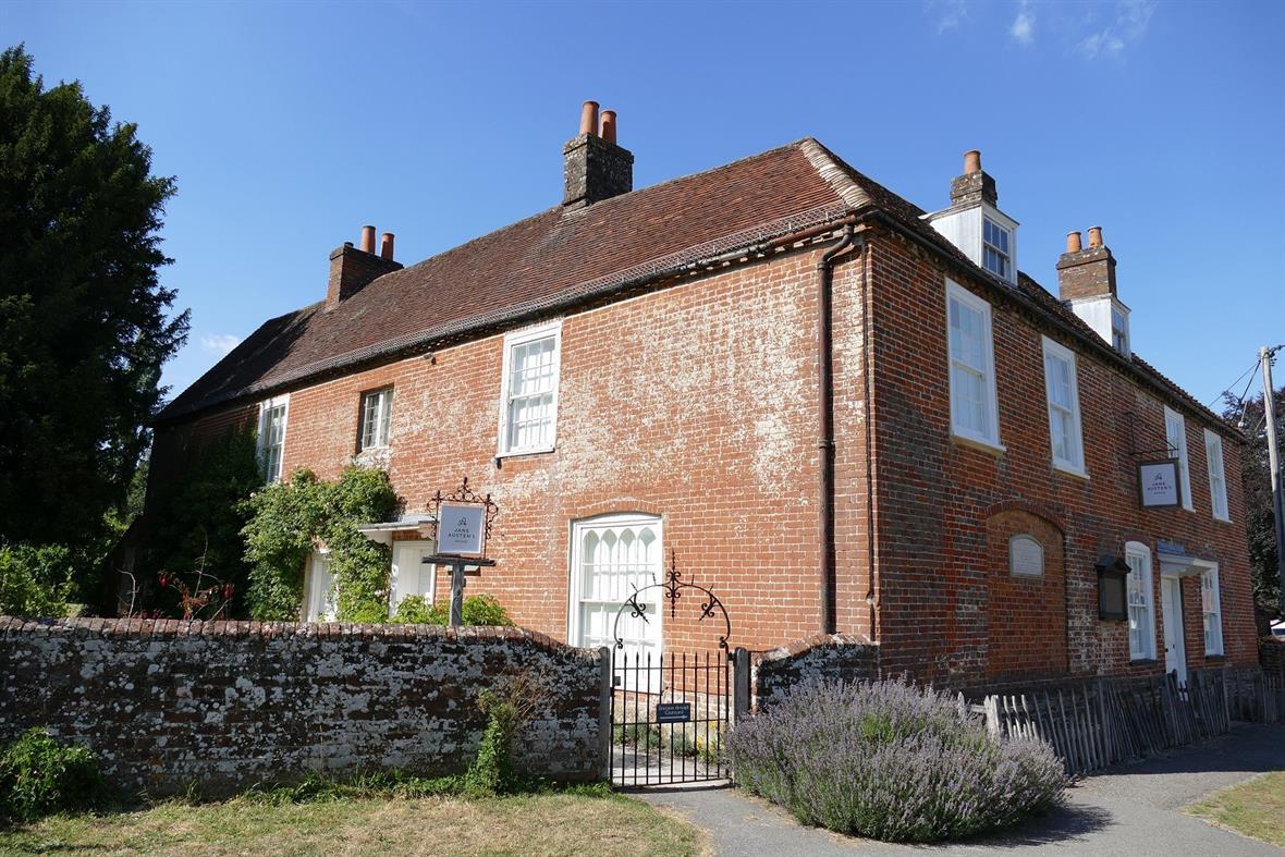 Jane Austen's House (Photograph: Jane Austen's House)