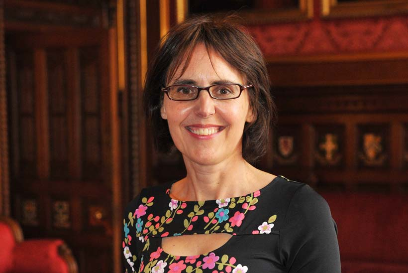 Juliet Bouverie, chief executive, Stroke Association
