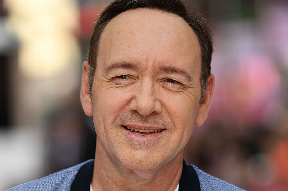 Kevin Spacey (photograph: Shutterstock)