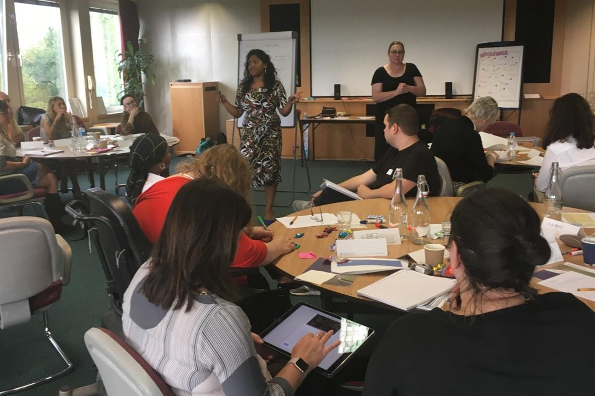 NLCF's Lived Experience Leaders Pilot Programme
