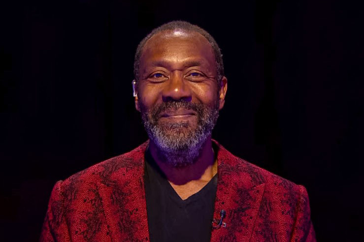 Sir Lenny Henry (Photo by Comic Relief/BBC Children in Need/Comic Relief via Getty Images)